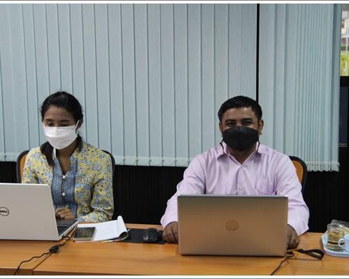 ประชุมคณะทำงานระบบสนับสนุนการบริหารจัดการสถานศึกษา SMSS